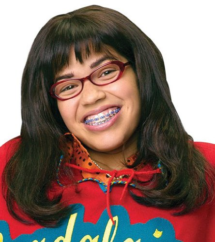 Ugly Betty Costumes Braces - Paper Magic Womens Ugly Betty Accessory