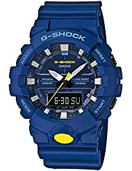Casio GA800SC-2A G Shock Super Illuminator Mens Watch Blue 54.1mm Resin