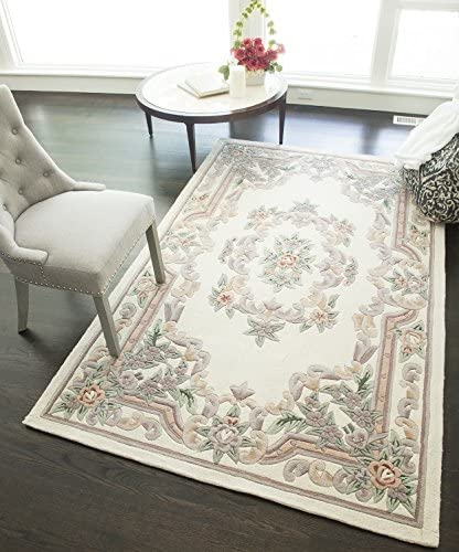 Rugs America New Aubusson Area Rug
