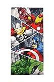 Marvel Avengers Publishing Cross Cotton Bath/Pool/Beach Towel