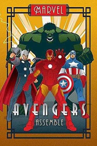 Deco Avengers