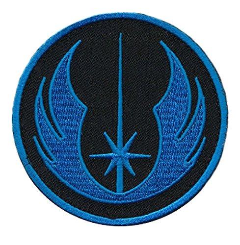 Star Wars Jedi Order Morale Iron On Sew On Patch  Blu