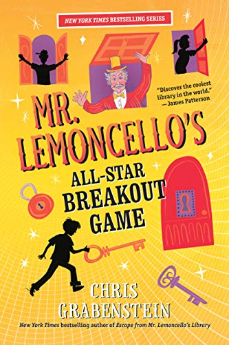 Mr.Lemoncello's All-Star Breakout Game (Mr. Lemoncello's Library)