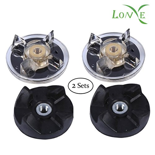 Used, LONYE (Set of 2) 250W Base Gear & Blade Gear Replacement for sale  Delivered anywhere in USA