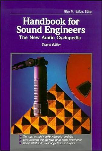 handbook for sound engineers glen ballou pdf. Black Bedroom Furniture Sets. Home Design Ideas