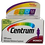 Centrum Womens Vitamin 12 Size 120ct Centrum Womens Vitamin 120ct