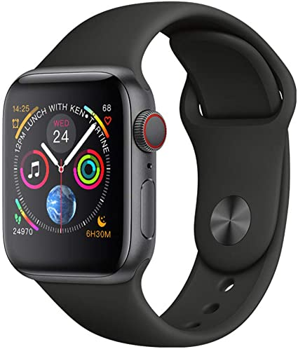 Amazon.com: Smart Watch Bluetooth W54 con pantalla táctil ...