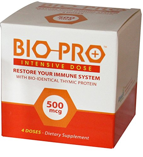 BioPro-Plus Immune Support Supplement with Zinc, Thymic Proteins (Maximum Strength) Bioidentical Immune System Booster, All Natural Ingredients by BioPro-Plus (Image #7)