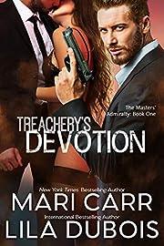 Treachery's Devotion (Masters' Admiralty Book 1)