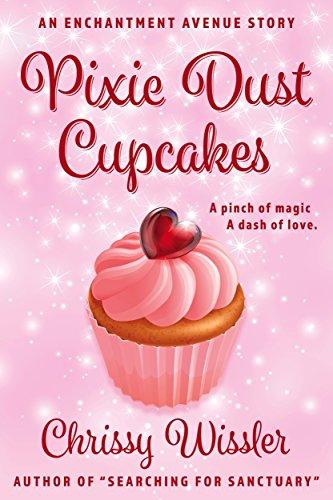 Pixie Dust Cupcakes (Enchantment Avenue)