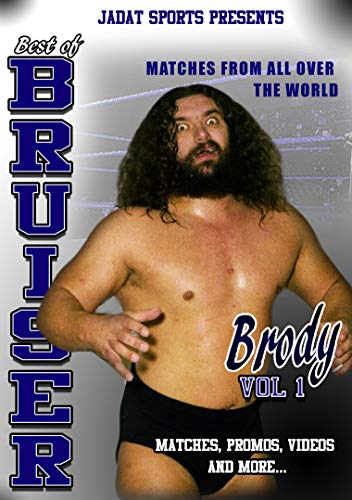Best Of Bruiser Brody Vol 1