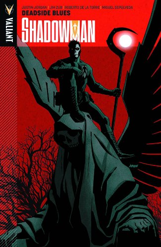 Shadowman Volume 3: Deadside Blues