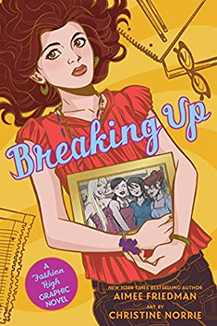 book cover of Breaking Up