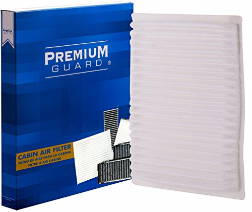PG Cabin Air Filter PC4682 | Fits 1999 Mitsubishi 3000GT, 1999-04 Diamante, 1999-09 Eclipse, 1998-03 Galant, 1999-02 Mirage, 1999-06 Montero, 1999-04 Montero Sport