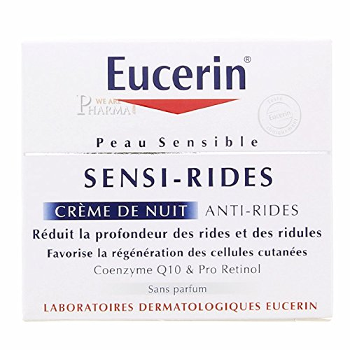 Eucerin Sensi-rides Anti-Wrinkle Day Care for Dry Skin