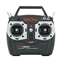 Tactic TTX810 8Ch 2.4 GHz SLT TX No Servos Mode 2 Vehicle by Unknown