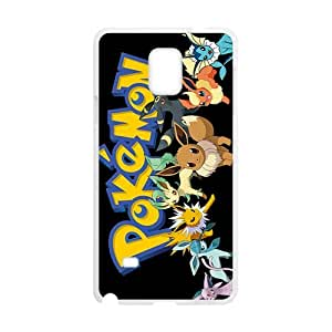 Anime cartoon Pokemon Cell Phone Case for Samsung Galaxy Note4