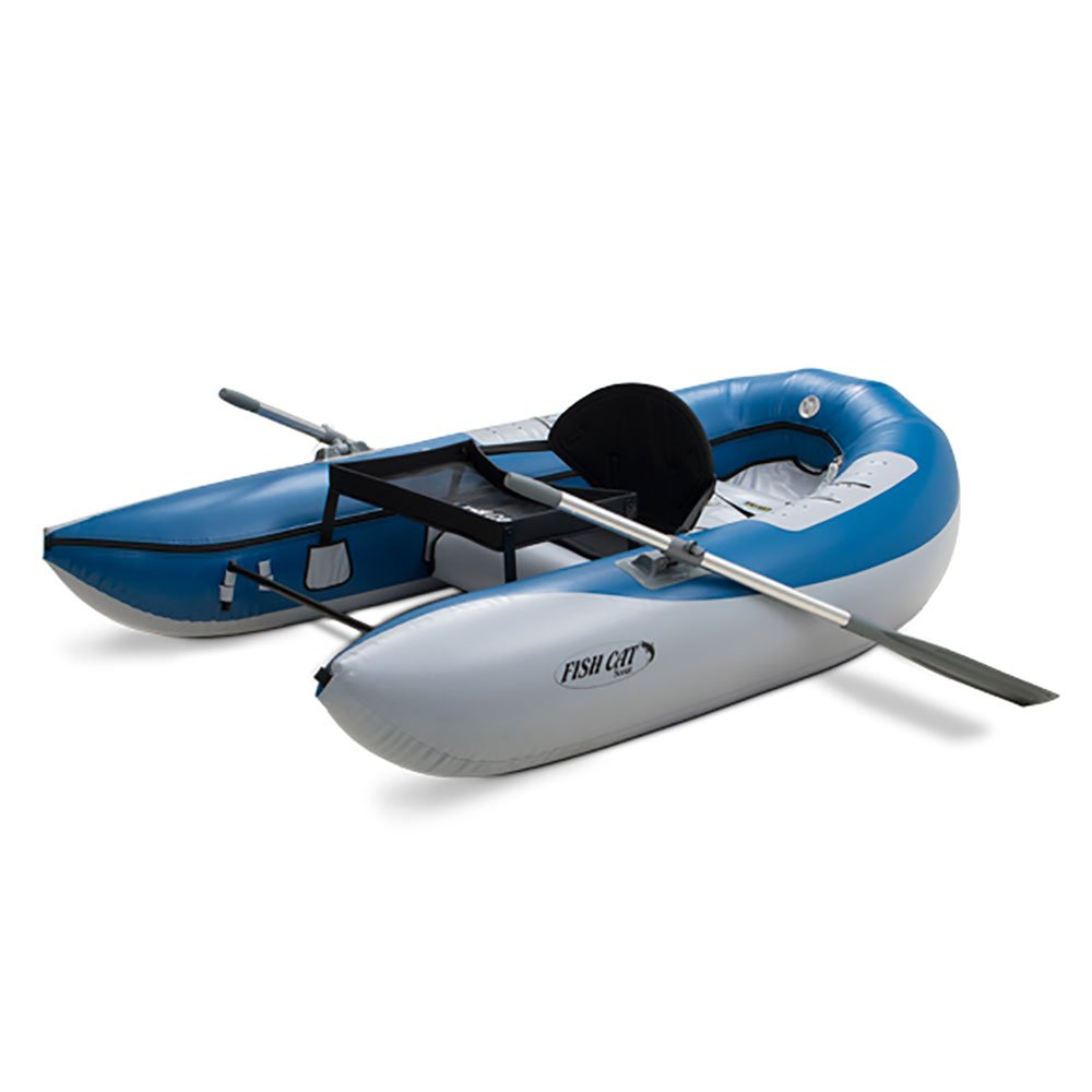 OUTCAST Fish Cat Scout Boat, Blue (200-F00200) by Outcast Sporting Gear