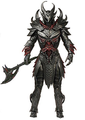 Funko Legacy: Skyrim Daedric Warrior Action Figure (Blister Pack)