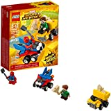 LEGO Marvel Super Heroes Mighty Micros: Scarlet Spider vs. Sandman 76089 Building Kit (89 Piece)