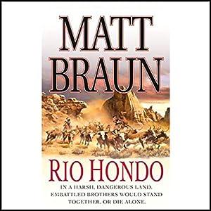 Rio Hondo Audiobook
