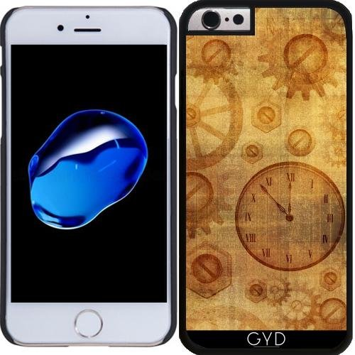 Coque pour Iphone 6 Plus (5,5'') - Horloges Et Engrenages Steampunk by BluedarkArt
