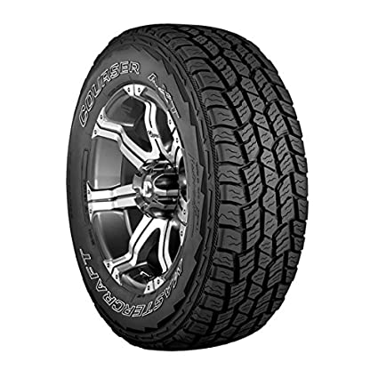 Amazon Com Mastercraft Courser Axt Radial Tire 265 60r18 110t