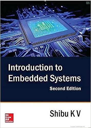 Embedded Systems By Shibu Kv Ebook