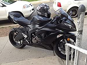 Amazon.com: Matte Black Fairing Bodywork Injection for 2013 ...
