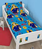 Fireman Sam Action Junior Cot Duvet Cover Bed Set by Charachter World