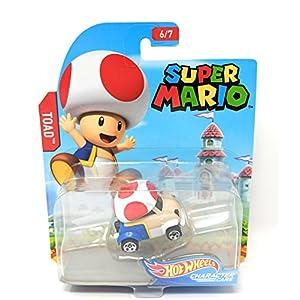 hot Wheels Super Mario Character...