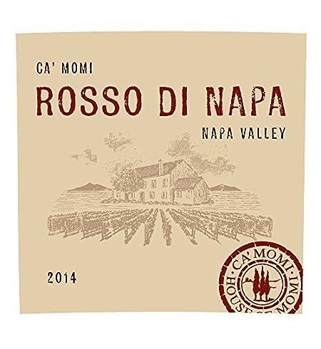 2014 Ca' Momi Napa Valley Rosso di Napa Red Wine 750 mL at