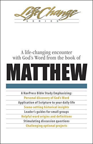 Matthew (LifeChange)