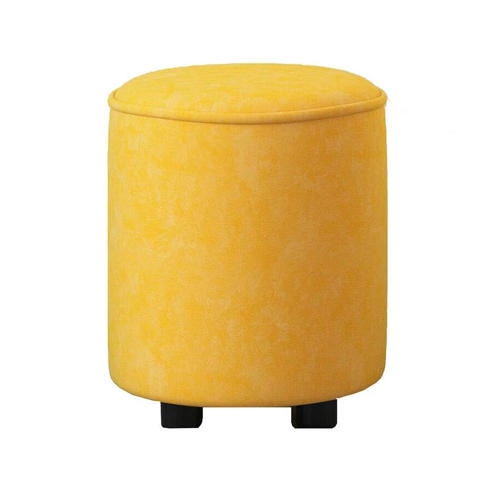 新しいエルメス ECSD ラウンドオスマンスツール、布張りスツール、ソファベンチ (色 : 01, (色 01, サイズ さいず : : 直径36 cm ちょっけい36 cm) 直径36 cm ちょっけい36 cm 1 B07NZ1WXM9, 総和町:a35a6dbf --- yelica.com