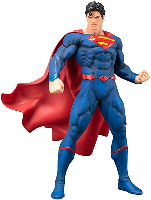 DC Justice League Superman 1//10 Figure New No Box