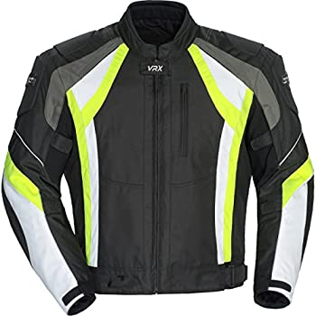 Amazon.com: Cortech VRX Adult Textile Road Race Motorcycle