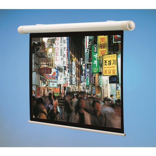 Draper 132117 Salara Hardwired Electric Projection Screen, 4:3 - AT1200 (100 Inches) -
