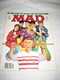 Mad # 301 Mar 1991 Ghost New Kids on the Block Sports Infractions Arachnophobia