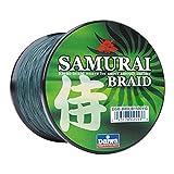 Cheap Daiwa Samurai Braid Bait, Green, 40 lb/300 yd