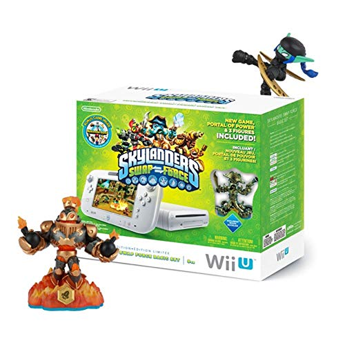 Nintendo Skylanders SWAP Force Bundle – Nintendo Wii U (Renewed)