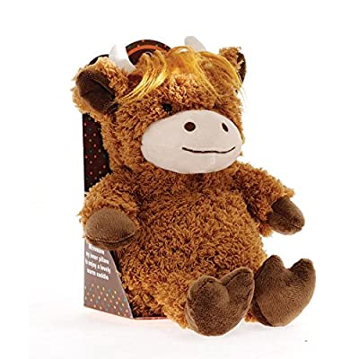 Aroma Home micro-ondable Cosy Hotties, Highland Vache