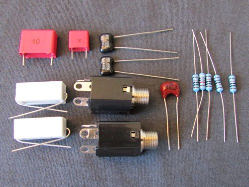 (Fender Blues Deluxe Complete Mod Kit - For USA amps)