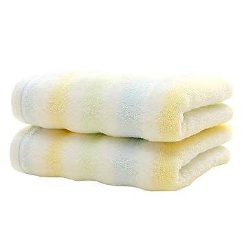 Toallas super absorbentes toalla de invitados toalla de ba/ño 6 x Seiflappen toalla de ducha manopla 001 Wei/ß serie Venecia