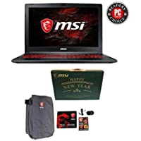 MSI 15.6' Full HD Notebook Computer - With Holiday Gaming Bundle