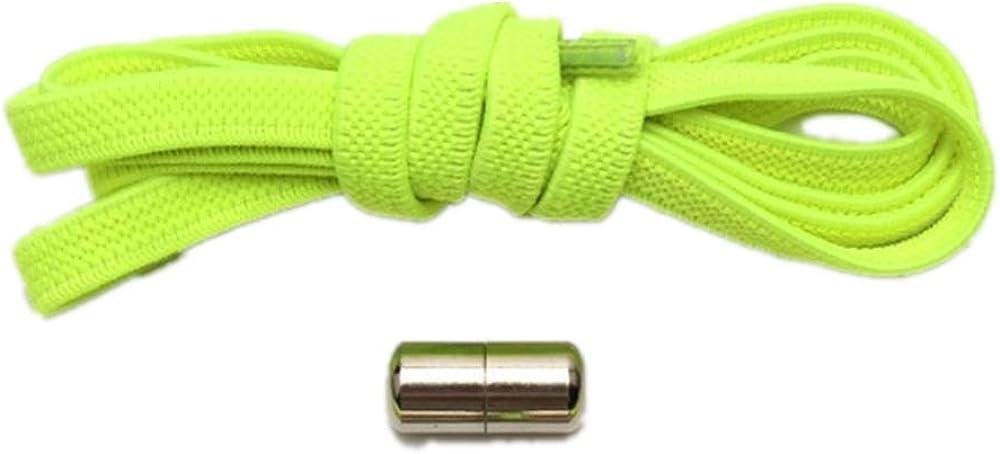 Bumpy Road 1 paio di nuovi lacci piatti con chiusura elastica senza lacci Lacci speciali creativi per bambini adulti unisex sneakers scarpe stringhe stringhe