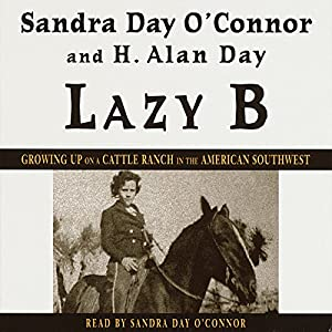 Lazy B Audiobook