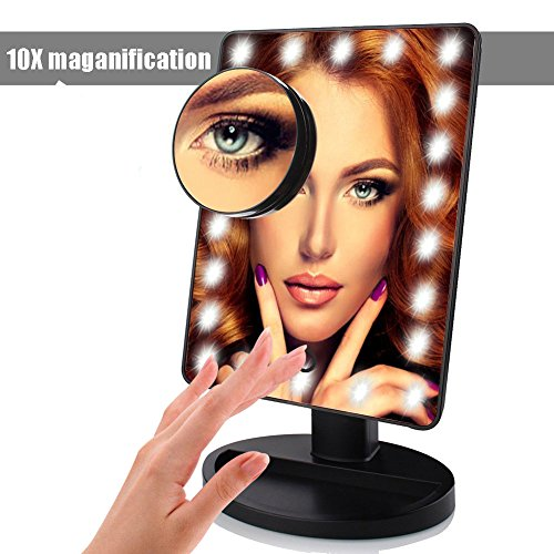 makeup-mirror-with-lights-led-lighted-movable-vanity-mirror-22-bright-leds-10x-magnification-large-s