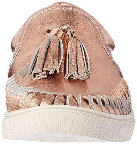 J Rosa Cheyanne Moda Scivola Sneaker Oro Femminile xBTq0awx