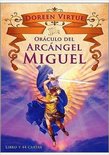 Oraculo Del Arcangel Miguel: Doreen Virtue: 9788073701581 ...