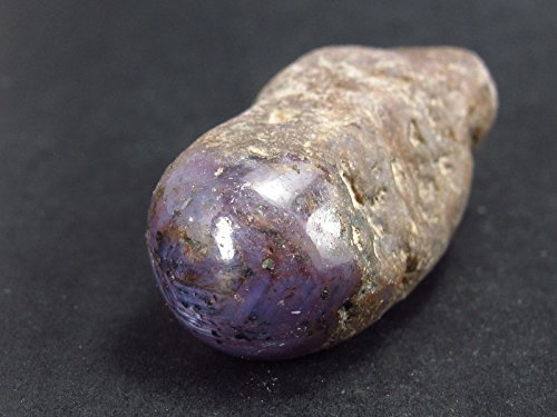 Star Ruby Crystal From India - 1.6